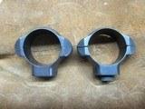 Redfield factory engraved rings - 2 of 4