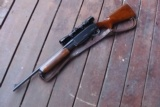 REMINGTON 760 CARBINE; NICE VINTAGE (1960) WITH NIKON 3X7 HARD TO FIND!