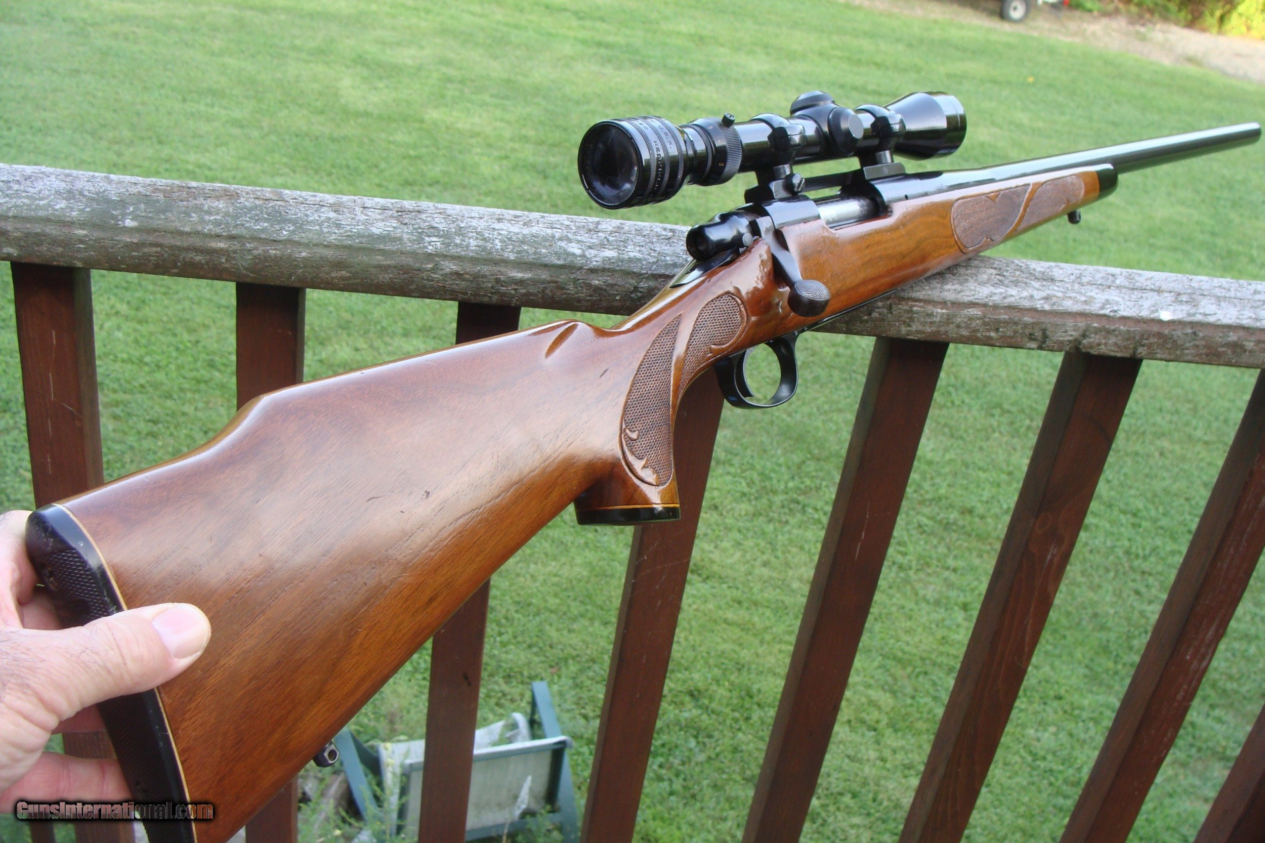 Remington 700 BDL VS Varmint Special Vintage Beauty 1970 243 Heavy