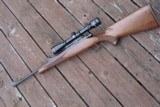 Remington Model Seven 7mm 08 Walnut Stock With Schnable Forend Hard To FindBeauty.