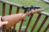 Remington Model Seven 7mm 08 Walnut Stock With Schnable Forend Hard To Find