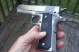 COLT GOV' 1911 SERIES 80 STAINLESS AS NEW IN BOX W/PAPERS BARGAIN!!!!!! - 7 of 7