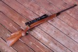 SAVAGE ANSCHUTZ 110 PREMIRERARE ROSEWOOD FOREND & PG 7MM BEAUTY!