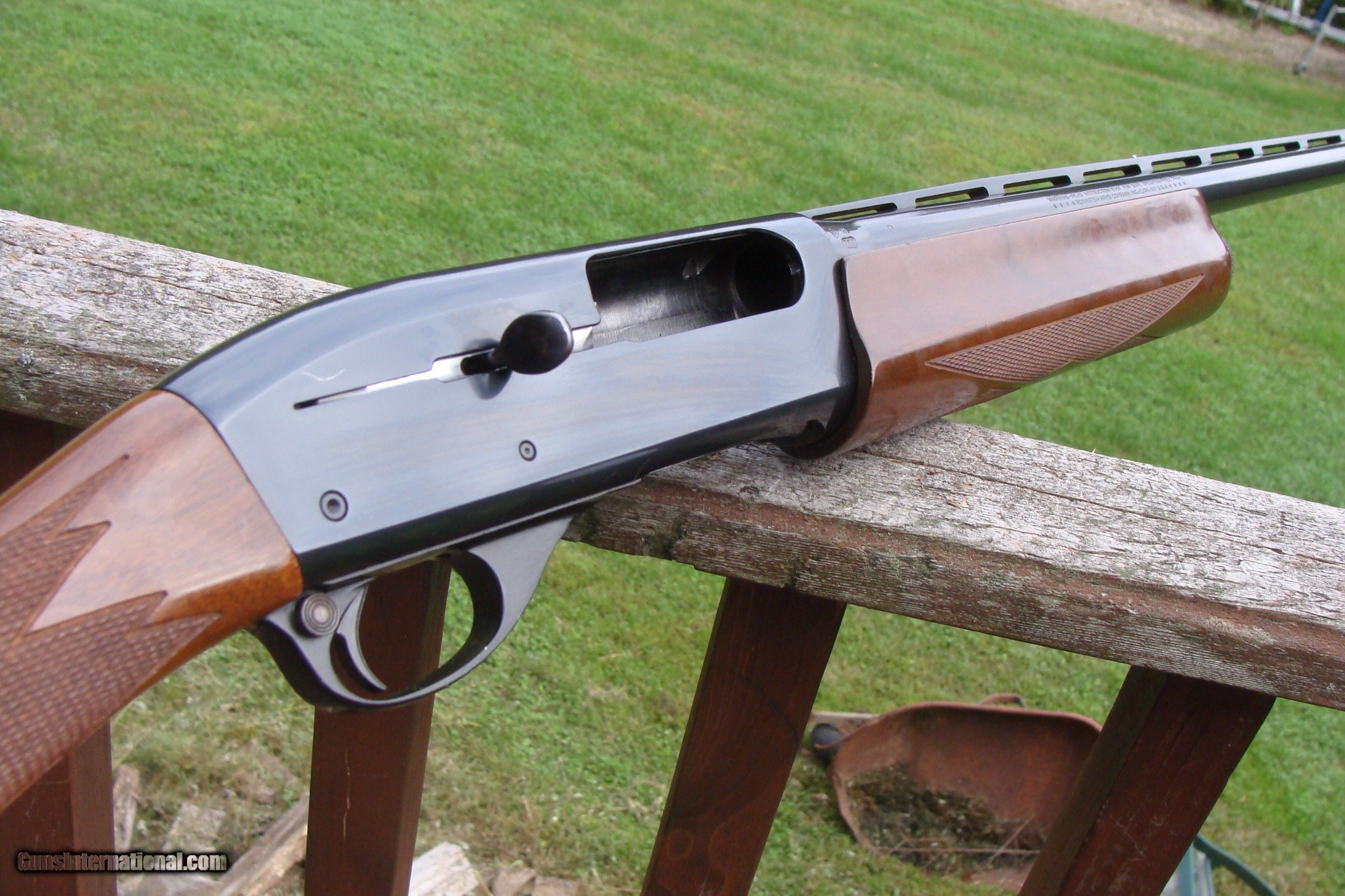REMINGTON 1100 SPECIAL OR SPECIAL FIELD STRAIGHT STOCK 21