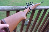 Remington Model Seven Youth Wood Stock, Schnable, 7mm08 Hard To Find