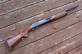 Remington Deluxe 870 Slug Shotgun Wingmaster Vintage As New Beauty.