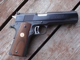 Series 70 Gold Cup National Match 1981 Beauty Near New Condition WOW This Gun Is A Keeper !