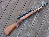 Remington Model 600 308 lst Year Production 1964 Very Good Cond. With Period Correct Weaver