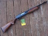 Remington 870 Wingmaster Deluxe Brushmaster Slug Shotgun With Hang Tag 12 ga