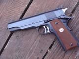 Colt 1911 38 Mid Range National Match