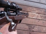 Remington XP 100 221 Fireball Orig Early (1968 ) model With LeupoldNear New Cond - 6 of 11