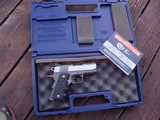 Colt Lightweight Defender Near New In Box With Papers BARGAIN !!!!!!!
