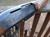 Remington 7400 Carbine Enhanced (Engraved) VERY HARD TO FIND. Ex Cond.