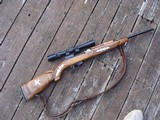 M 1 Carbine 30 Cal Universal Custom, Checkered Inlayed and Scoped THIS GUN IS A STEAL !!!!!!