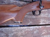Winchester Model 70 Deluxe 1977 338 Win Mag Beauty Like XTR Black Forend Tip and Real Cut Checkering - 10 of 12