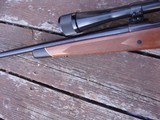 Winchester Model 70 Deluxe 1977 338 Win Mag Beauty Like XTR Black Forend Tip and Real Cut Checkering - 6 of 12