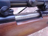 Winchester Model 70 Deluxe 1977 338 Win Mag Beauty Like XTR Black Forend Tip and Real Cut Checkering - 3 of 12
