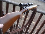 Remington 788 222 mag With Redfield