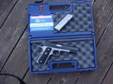 Colt Delta Elite 10 mm As New In Box W All Papers Not a Mark On it Best Buy On Site