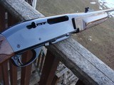 Remington Model 7400 AS NEW (approx) with only light evidence of careful use.