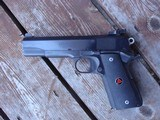 Colt Delta Elite Early Original Production 10 mm Blue 1991 Date Of Production As New Beauty!