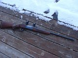 Savage 99 F (Featherweight) Beauty Approx 1960 Nice Transition Gun; Brass Counter, Tang Safety - 13 of 19