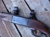 Savage 99 F (Featherweight) Beauty Approx 1960 Nice Transition Gun; Brass Counter, Tang Safety - 6 of 19