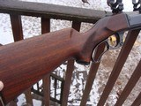 Savage 99 F (Featherweight) Beauty Approx 1960 Nice Transition Gun; Brass Counter, Tang Safety - 3 of 19
