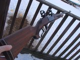 Savage 99 F (Featherweight) Beauty Approx 1960 Nice Transition Gun; Brass Counter, Tang Safety - 5 of 19