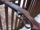 Savage 99 F (Featherweight) Beauty Approx 1960 Nice Transition Gun; Brass Counter, Tang Safety - 7 of 19