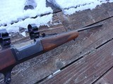 Savage 99 F (Featherweight) Beauty Approx 1960 Nice Transition Gun; Brass Counter, Tang Safety - 10 of 19