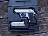 Walther PPK/S 380 AS NEW IN BOX APPEARS UNFIRED DESIRABLE INTERARMS GUN