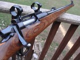 Remington Model 600 Full Custom 7mm08 Männlicher Very Nice Gun - 2 of 14
