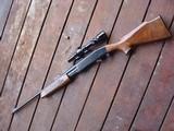 Remington 760 BDL DELUXE 308 1977 NEAR NEW COND LH CHEEK PIECE