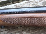 Remington Model Seven Original Walnut Stock, Schnable Forend Desirable 7mm08 Hard to Find - 3 of 11