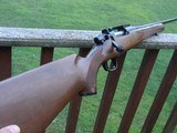 Remington Model Seven Original Walnut Stock, Schnable Forend Desirable 7mm08 Hard to Find - 4 of 11