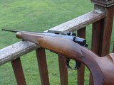 Remington Model Seven Original Walnut Stock, Schnable Forend Desirable 7mm08 Hard to Find - 6 of 11