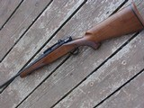 Remington Model Seven Original Walnut Stock, Schnable Forend Desirable 7mm08 Hard to Find - 2 of 11