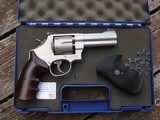 Smith & Wesson 625 Satin Stainless In Box W/ Factory Pachmayer's Near New Cond. BARGAIN !!!