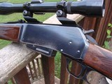 Browning BLR Vintage Belgian Made Early Production .308 With Scope Ready To Hunt! - 6 of 10