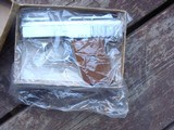 Raven 25 Auto Pocket Pistol New In Box Bright Chrome US MadeVERY CHEAP