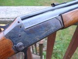 Savage model 24 Vintage Combination Gun; 22/410 Walnut Stocked with Nice Case Color BARGAIN - 2 of 10