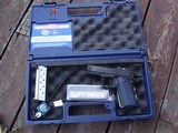 Colt Lightweight Defender 9mm As New In Box With all Accessories.