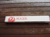 Ruger 77 22 Männlicher Old Style (Halo Type) Close for earlier models that now sell for over 1.000.00 NEW IN BOX - 8 of 8