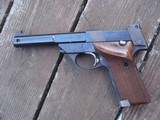 Hi Standard Supermatic Citation Beauty 22 Very High Quality Target Pistol Bargain Price ! - 1 of 10