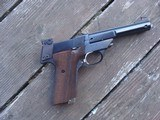 Hi Standard Supermatic Citation Beauty 22 Very High Quality Target Pistol Bargain Price ! - 2 of 10
