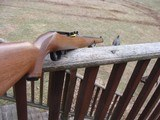 Ruger 10/22 Männlicher, Checkered Walnut Stocks Looks Just like Originals From the 1960's NEW IN BOX !!!! - 6 of 12