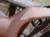 Ruger 10/22 Männlicher, Checkered Walnut Stocks Looks Just like Originals From the 1960's NEW IN BOX !!!! - 10 of 12
