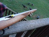 Ruger 10/22 Männlicher, Checkered Walnut Stocks Looks Just like Originals From the 1960's NEW IN BOX !!!! - 4 of 17