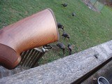 Ruger 10/22 Männlicher, Checkered Walnut Stocks Looks Just like Originals From the 1960's NEW IN BOX !!!! - 16 of 17